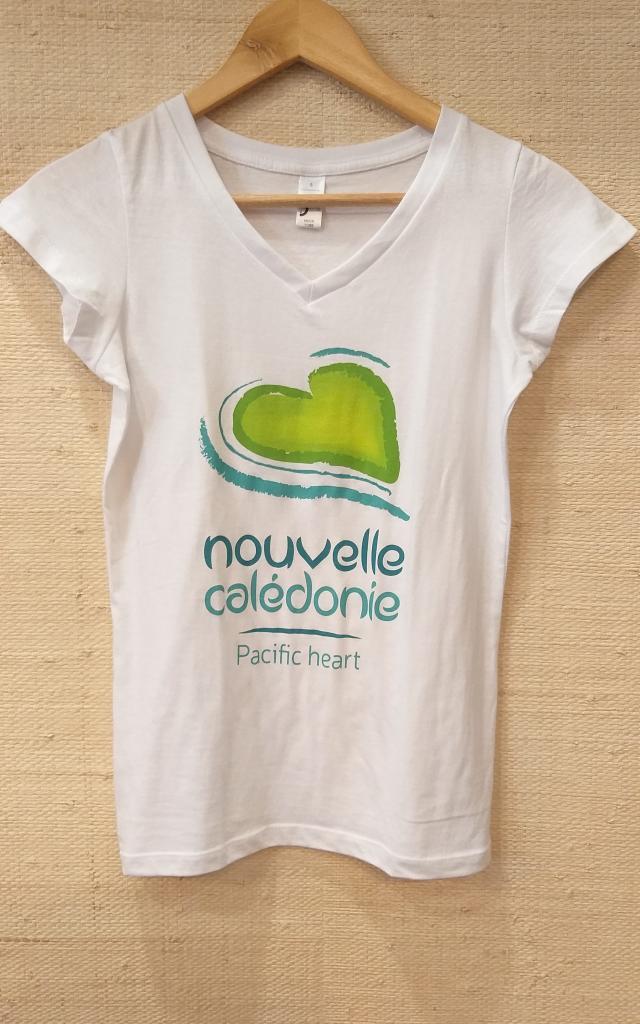 T-shirt Femme Gros Cœur