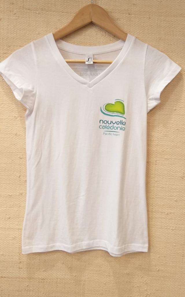 T-shirt Femme Petit Cœur