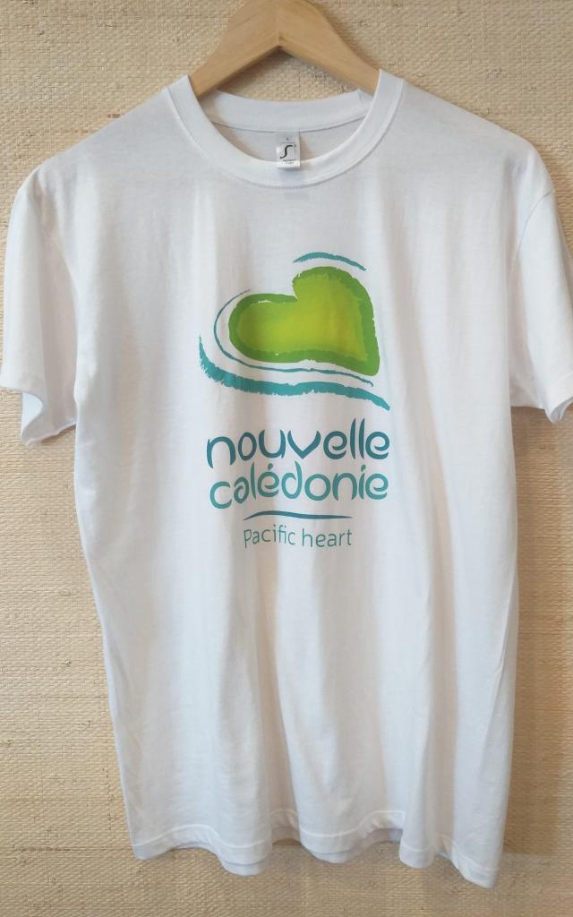 T-shirt Homme Gros Cœur