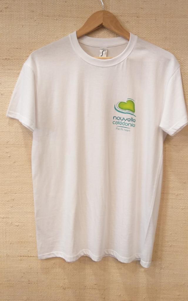 T-shirt Homme Petit Cœur
