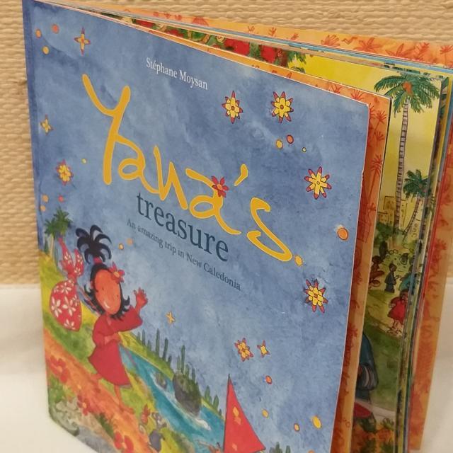 Yana's Treasure Trip In New Caledonia