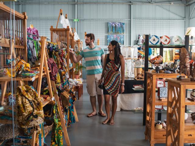 Artisanat D'art Local Nouméa