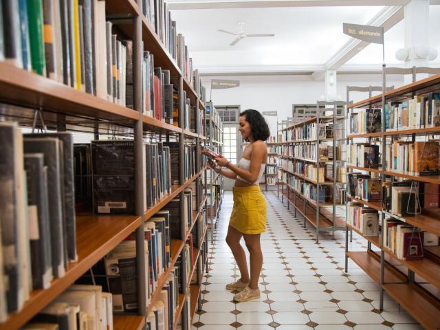 Bibliothèque Bernheim Nouméa