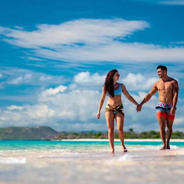 Saint Valentin sur les îlots