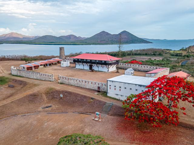 Fort Teremba Moindou