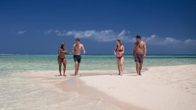Îlot Larégnère Nouméa