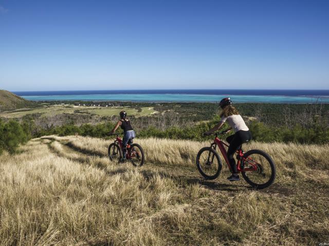 Deva's Bike - Bourail