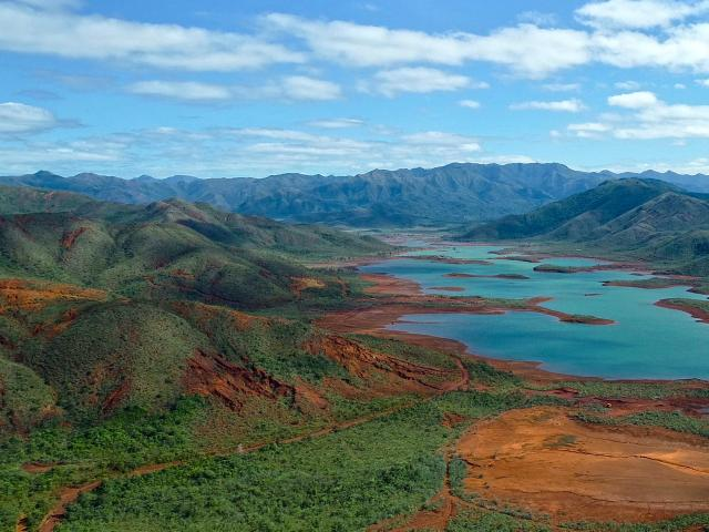 Parc Provincial De La Rivière Bleue Yate
