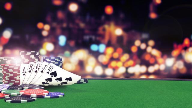 Soirée d'entreprise casino