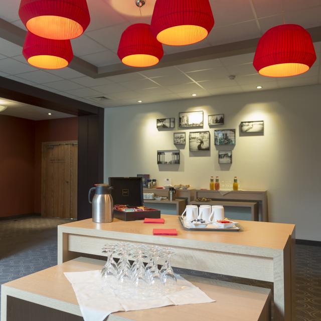 Mercure hôtel Niort Marais Poitevin - Espace Cocktail