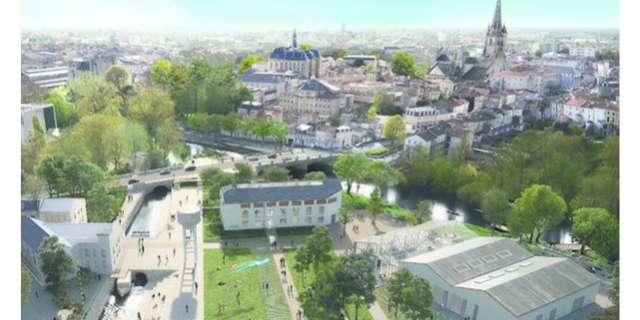Plan - Projet Port Boinot