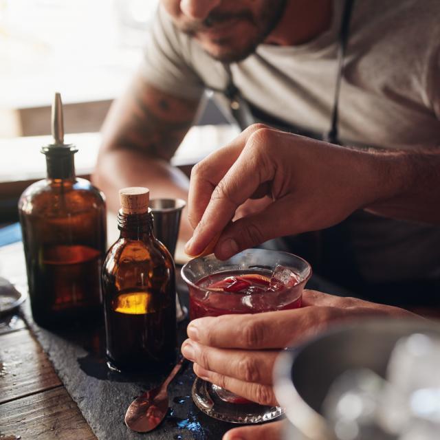 Atelier cocktail de légende