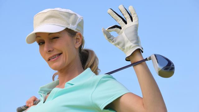 Découverte sport golf