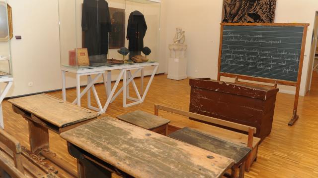 Musée Bernard d'Agesci de Niort