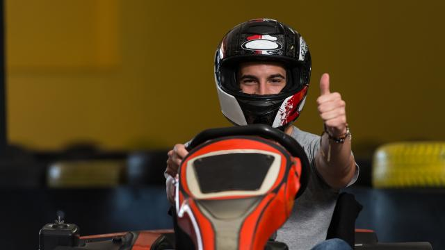 Incentive challenge karting