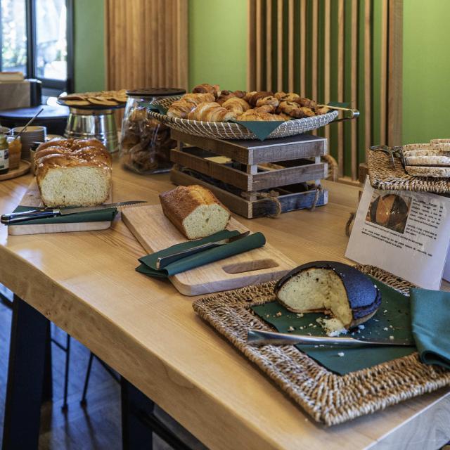 Pause café hôtel Mercure à Niort