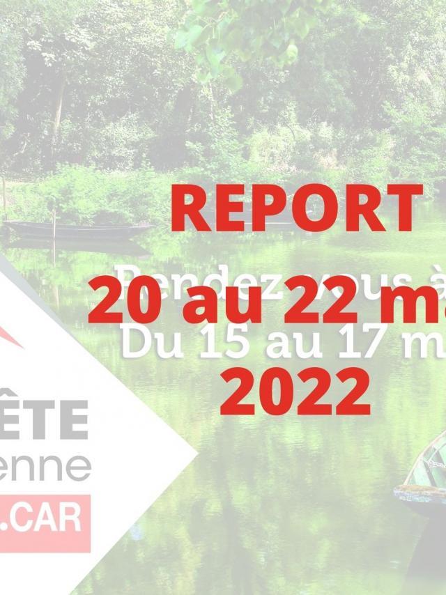 Fête du Camping-Car 2022
