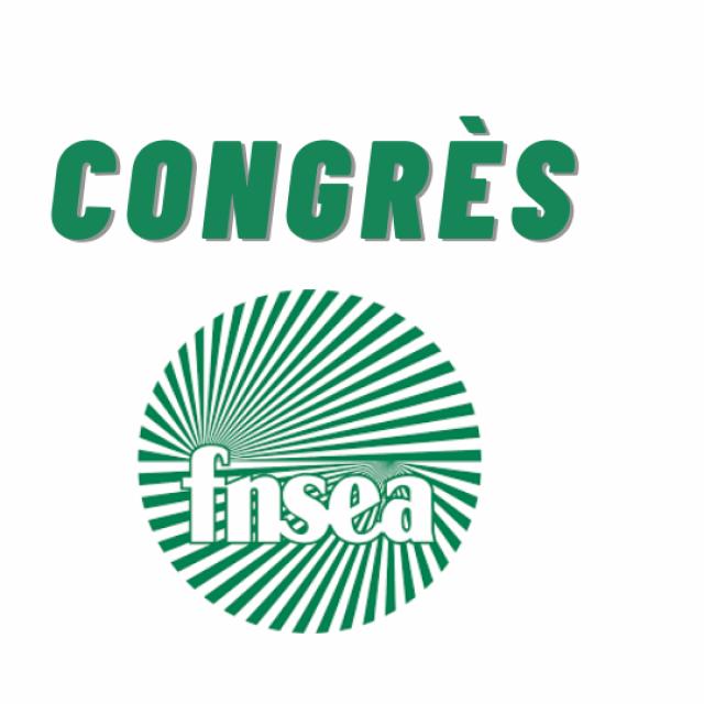 Congrès FNSEA