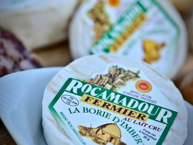Rocamadour AOP - La Borie d'Imbert