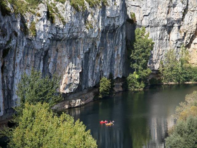 Canoë Parc Des Causses Du Quercy @ J. Morel