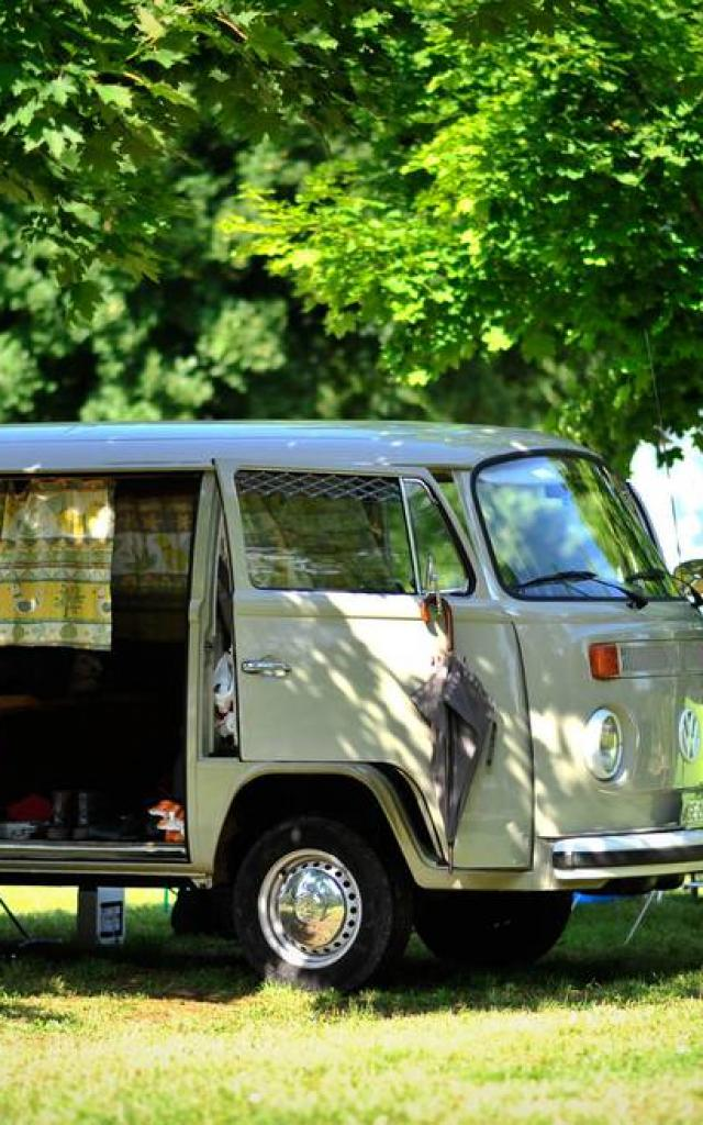 Aire Camping Car Dordogne