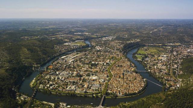Cahors Grand Site De Midi Pyrenees 1