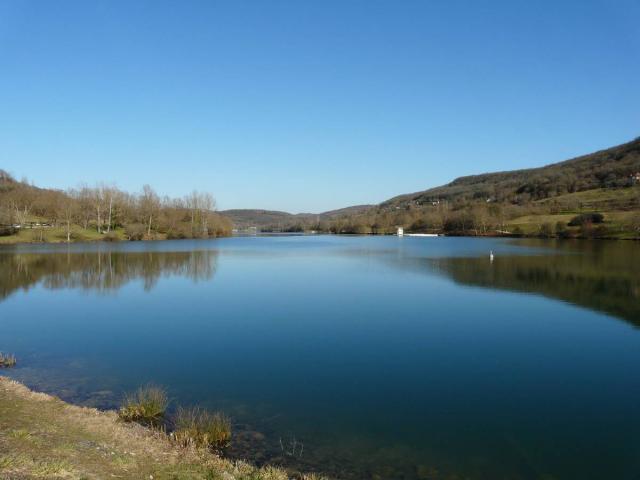 Lac Du Causse Pointe Ouest