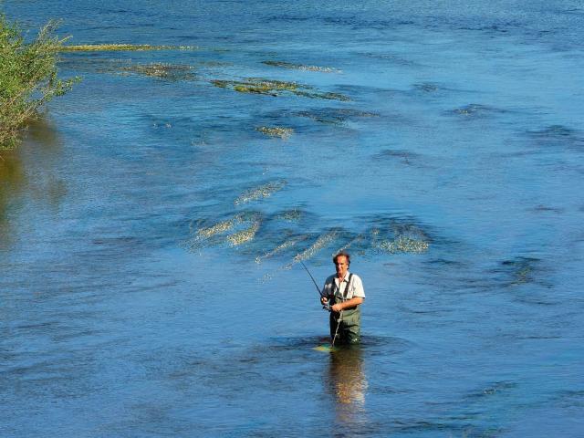 Pêche En Rivière©g.torjman 7998