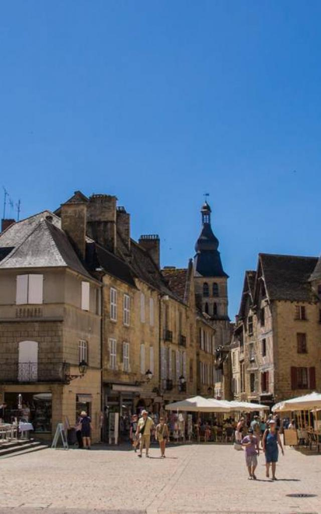 Place De La Liberte 6 Sarlat