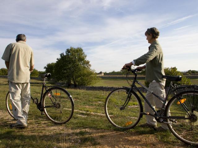 Vélo Couple Causse©pnr Oa682