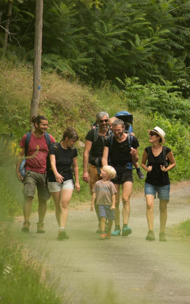 Randonnee Route Famille Argentat Malikaturin 4040