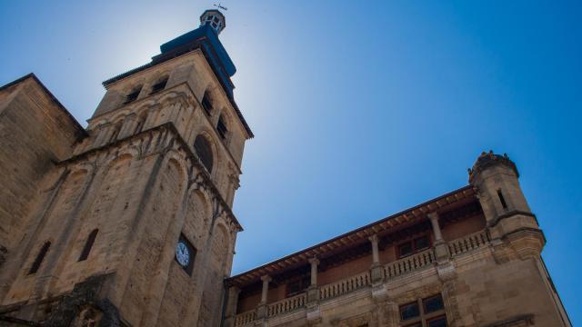 Cathédrale Saint-Sacerdos - Sarlat
