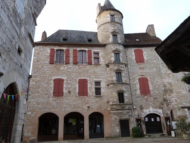 Palais de la Raymondie