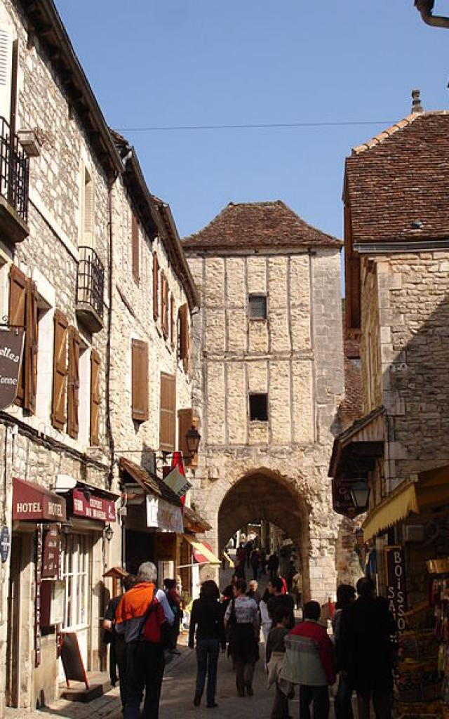 450px France Lot Rocamadour Rue Pincipale.jpg