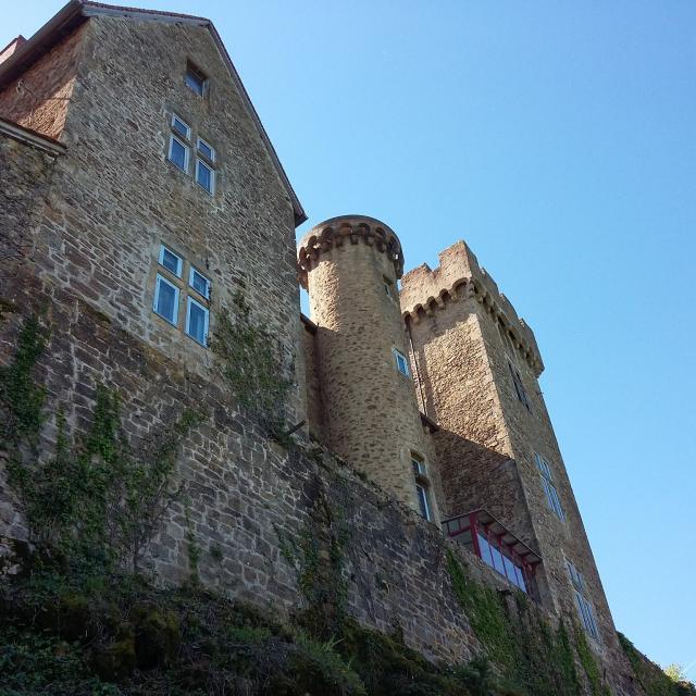 Château des Tours de Saint-Laurent