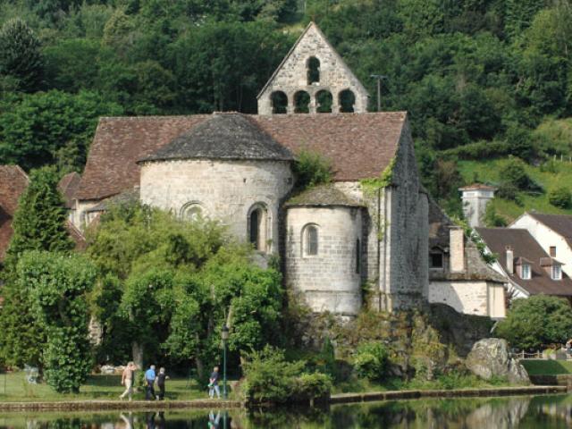Vue de Beaulieu sur Dordogne