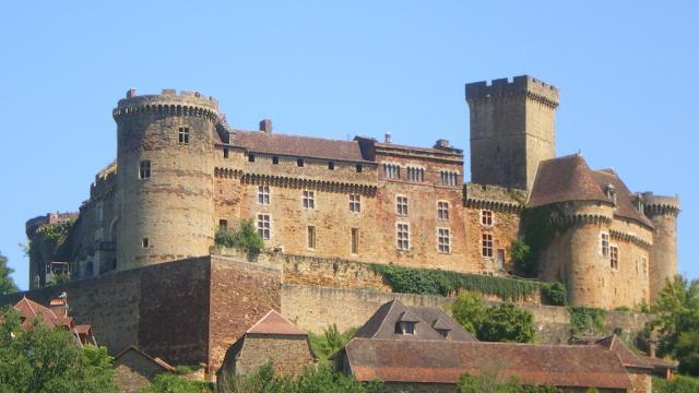 Château de Castelnau -Bretenoux