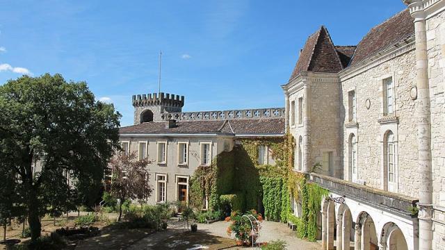 Chateau De Rocamadour Le Chateau Rocamadour France 02.jpg
