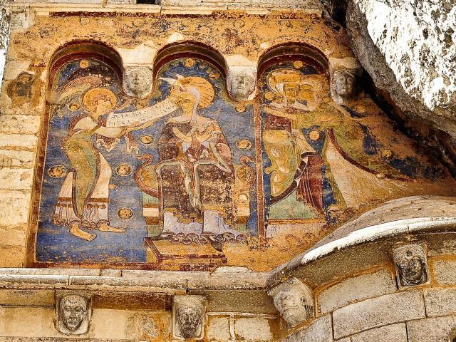 La Sanctuaire De Rocamadour Fresque.jpg