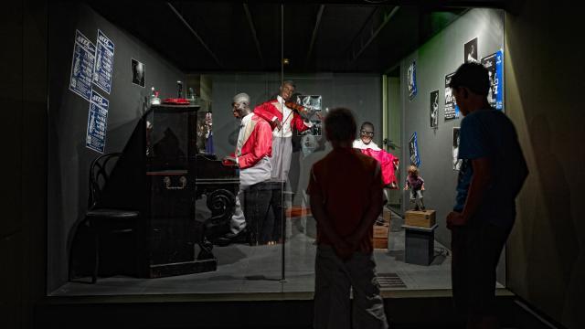 Musée des automates souillac