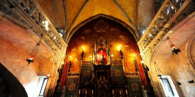 Rocamadour Sanctuaire De La Vierge Noire.jpg