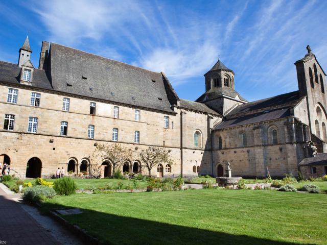 Abbaye d'Aubazine