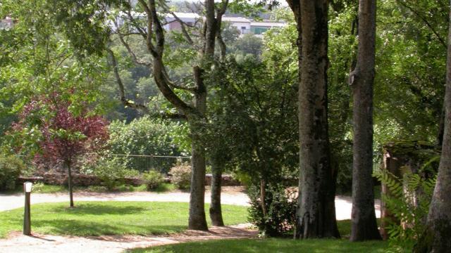 Jardin Mairie de Gramat