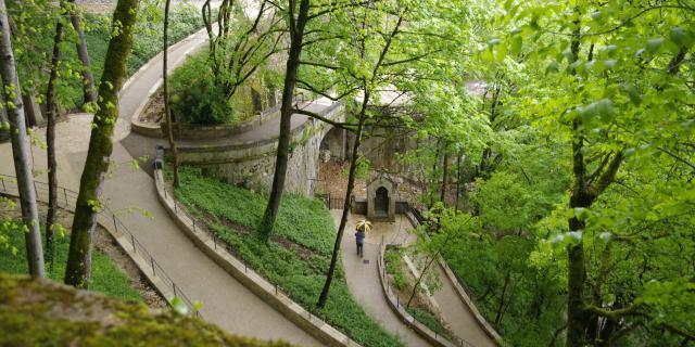 Chemin De Croix Rocamadour
