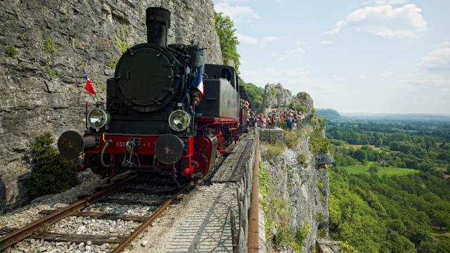 Chemin de Fer Touristique du Haut Quercy - Le Truffadou