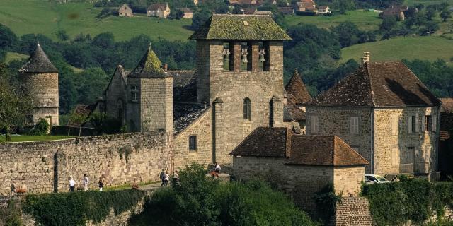 Château de Curemonte