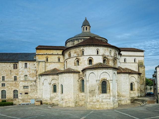 Abbaye Sainte -Marie Souillac