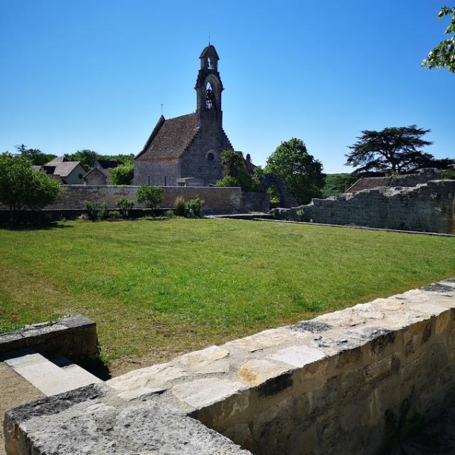 Eglise de l'Hospitalet-Rocamadour
