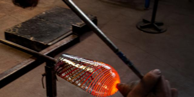 Souffleur de verre Gramat