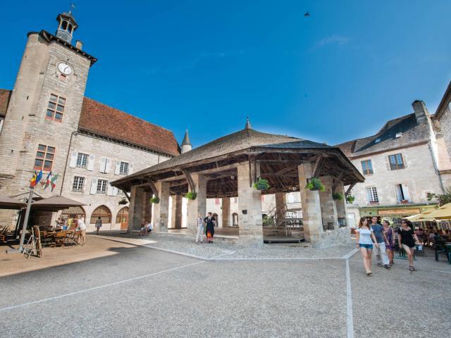 Martel Place de la Halle